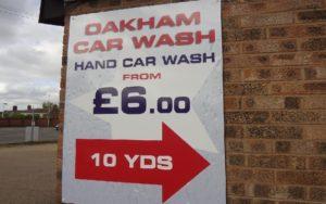 oakham-car-wash-sign-oakham-high-street-3