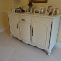 Antique French Dresser