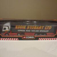 Corgi - Eddie Stobart boxed model truck