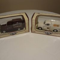 Classic Collection Boxed Model Morris Vans