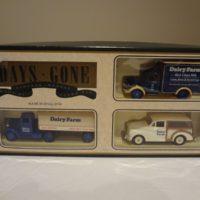 Days Gone Vintage Model Set