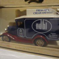 Die-Cast Boxed Vintage Delivery Trucks