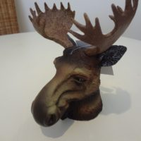 Moose Head Hitch Buddy Tow Ball Cover