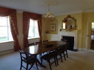 Luffenham Court Dining Room - Oakham High Street