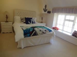 Luffenham Court Seaside Bedroom - Oakham High Street